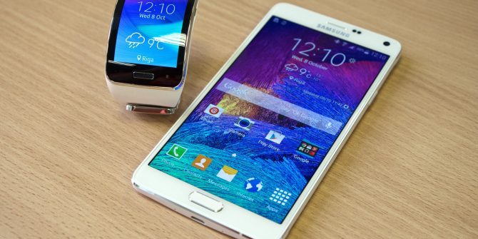 Samsung galaxy note iv